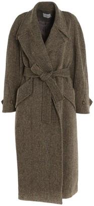 Low Classic Harris Tweed Coat