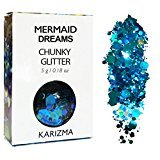 Mermaid Dreams Chunky Glitter ✮ COSMETIC GLITTER ✮ Festival Face Body Hair Nails
