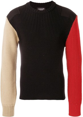 Calvin Klein Colour Block Jumper