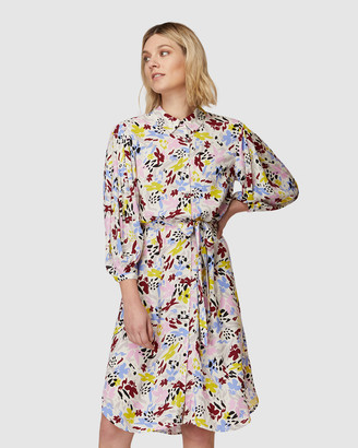 gorman Wallflower Shirt Dress