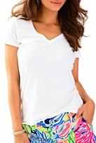 Lilly Pulitzer Etta V Neck Top