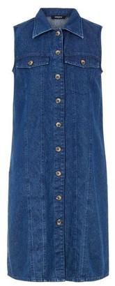Pieces Malle Denim Dress - XS