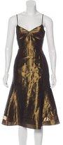 Moschino Sleeveless A-Line Dress