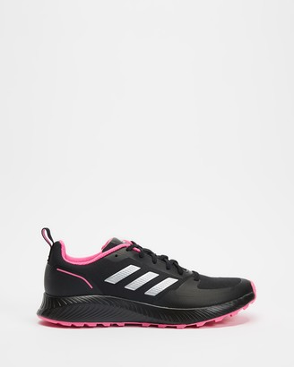 adidas Women's Black Training - Run Falcon 2.0 TR - Women's - Size 7 at The Iconic