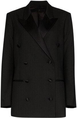 Totême Loreo tuxedo blazer jacket