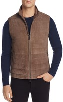 Michael Kors Quilted-Sude Vest - 100% Exclusive