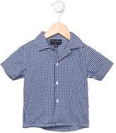 Oscar de la Renta Infant Boys' Gingham Shirt