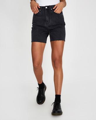 Insight Brooke West Coast Denim Shorts