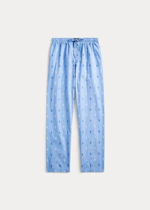 Ralph Lauren Signature Pony Pajama Pant