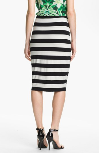 Vince Camuto Midi Tube Skirt (Regular & Petite)