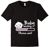 Baby Loading Please Wait Pregnant Maternity Mother Day Shirt