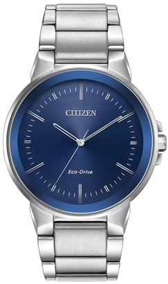 Citizen Men's Axiom Stainless Steel Watch, 43mm