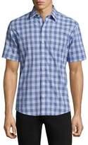 Zachary Prell Plaid Button-Down Shirt