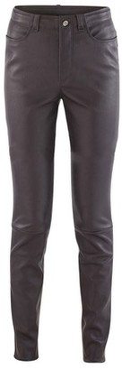 STOULS Sonny leather trousers