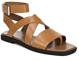 Via Spiga Women's Anta Leather Sandals