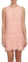 CeCe Women's Arlington Lace Shift Dress