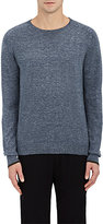 Barneys New York MEN'S COTTON CREWNECK SWEATER
