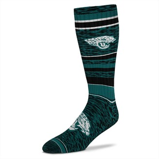Women's For Bare Feet Jacksonville Jaguars Going to the Game Socks