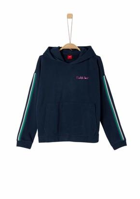 S'Oliver Girl's 66.908.41.2752 Sweatshirt