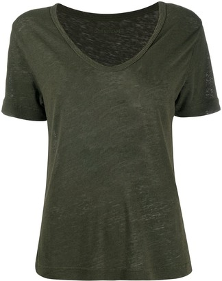 Zadig & Voltaire jersey T-shirt