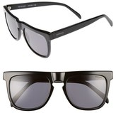 Komono Women's Bennet 54Mm Sunglasses - Black Marble