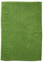"Ikea TOFTBO Microfiber Bath Mat - 35"" x 24"" | 1.25"" Thick - Ultra Soft Super Absorbent Fast Dry (2, Green)"