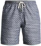 Tom Tailor Denim Shorts Dark Duck Blue