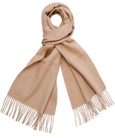 One Kings Lane Alpaca Wool Solid Scarf, Oat