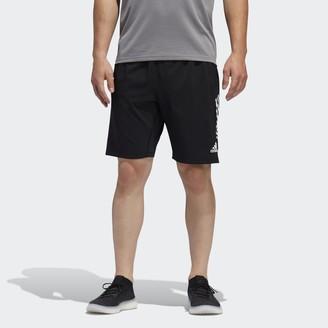 adidas 4KRFT 3-Stripes 9-Inch Shorts