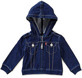 Levi's Baby Girls 3-24 Months French Terry Jacket