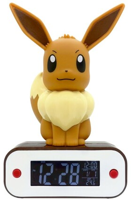 Pokemon Eevee Alarm Clock