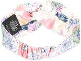 Gucci Blooms print headband - women - Silk - M