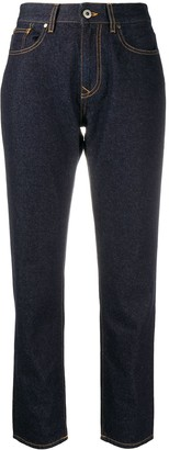Vivienne Westwood W Harris straight-fit jeans