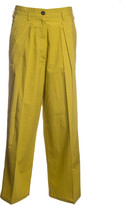 Forte Forte Pleated Cropped Trousers