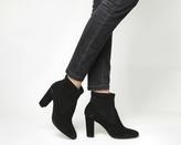 Office Imagine Sock Block Heel Boots