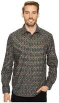 Robert Graham Forest Lanterns Long Sleeve Woven Shirt