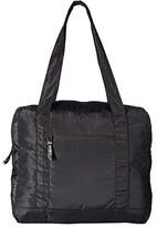 Baggallini Packable Tote Bag (Black) Tote Handbags