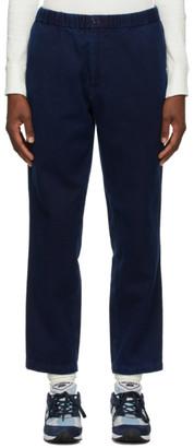 Blue Blue Japan Indigo Sashiko Trousers