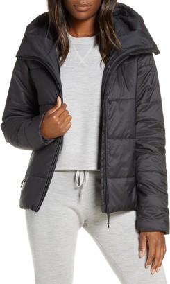 Icebreaker Collingwood Hooded MerinoLOFT(TM) Insulated Water Repellent Jacket