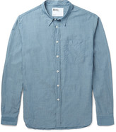 Margaret Howell - Mhl Slim-fit Cotton-chambray Shirt