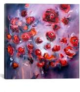 iCanvas 'Dance of Passion' Giclee Print Canvas Art