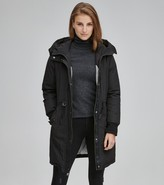 Andrew Marc Final Sale IMOGENE DOWN REVERSIBLE PARKA