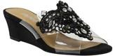 J. Renee J.Renee Allysen Embellished Slide Sandal
