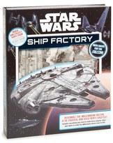 Simon & Schuster Kid's Studio Fun Star Wars(TM) Ship Factory Book & Model Kit