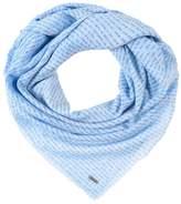 BOSS ORANGE Scarf bright blue