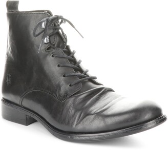 Fly London Myke Plain Toe Boot