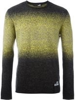 Love Moschino stripe detail jumper