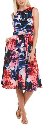 Donna Ricco Printed Dress