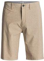 Quiksilver Men's Lines Amphibian 21 Hybrid Shorts