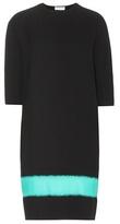 Balenciaga Silk-blend Dress